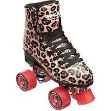 Impala Sidewalk RollerSkates Leopard - Size 9