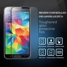 Films protecteurs d'écran Samsung Galaxy S5 anti-rayures pour téléphone mobile et assistant personnel (PDA) avec 2 - 5