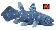 COELACANTH EXTINCT PREHISTORIC FISH TOY MODEL by SAFARI LTD 285729 *NEW*
