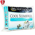Bed Pillows King Size Foam Cool Gel Hypoallergenic Comfort Sleep Hotel Set Of 2