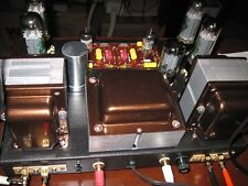 DYNACO DYNAKIT STEREO ST-70 TUBE POWER AMPLIFIER AMP REBUILT COMES WITH TUBES
