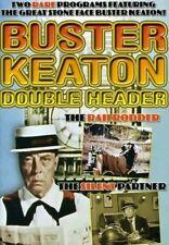 Buster Keaton Double Header 0029502559991 DVD Region 1