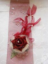 Tischdekoration Herz Aufleger zur Hochzeit Verlobung Tischdeko TD0018