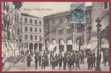 TREVISO CITTÀ 96 Cartolina viaggiata 1910