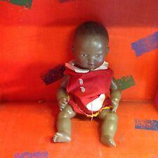 horsman doll African American Newborn Baby