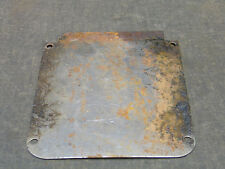 "1949 1950 1951 1952 CHEVROLET DOOR INSPECTION COVER CARD 7"" x 5 1/2"" FOUR DOOR"