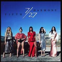 7/27 Deluxe Version + 2 Bonus Tracks - Fifth Harmony CD Sealed ! New ! 2016 !