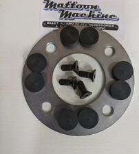 BANSHEE CLUTCH BASKET BACKING PLATE, CUSHION KIT / DRAG By Mattoon Machine