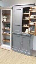 Bespoke Larder Cupboard - Belton Style - Made To Order In The Midlands Uk