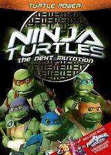 TEENAGE MUTANT NINJA TURTLES THE NEXT MUTATION TURTLE POWER New DVD