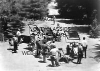 ANDY GRIFFITH OPENING OF SHOW GOING FISHING PHOTO 1960 TV TELEVISION AMERICANA