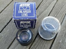 Jessop 50mm f2.8 - 6 Element Enlarging Lens (Boxed) - Cleaned and Checked