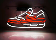 """sneakers"" Shop Wall Beer Bar Bistro Neon Light Sign Game Room Boutique"