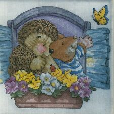 Country Companions Friends Cross Stitch Pattern (n1m0v73)