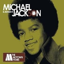 "MICHAEL JACKSON & JACKSON 5 ""THE MOTOWN YEARS 50"" 3 CD"