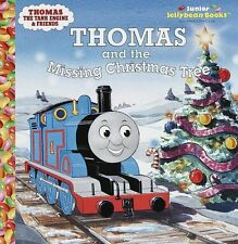 Thomas and the Missing Christmas Tree (Junior Jell
