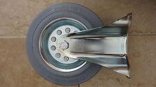 Bockrolle Fa. Blickle Germany B-VE 200R- SG  grauem Reifen 200/50breit