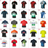 2020 new mens team cycling jersey cycling Short sleeve Jersey maglia da ciclismo