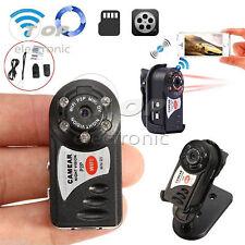 Wireless WIFI Spy Hidden Camera Mini P2P DV Video Recorder DVR Night Vision Q7