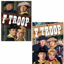 F Troop: Season Series 1 & 2 DVD R4 New