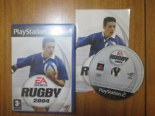 Rugby 2004 ~~ Jeu PS2 Complet