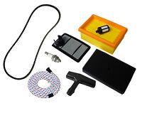 Air / Fuel Filter / V Drive Belt / Spark Plug / Service Kit Fits STIHL TS400