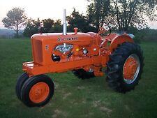 Allis Chalmers tractores B-C-CA-G-RC-WC-WD-WF-WD45-W45D - Taller/Manual de servicio.