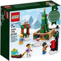 LEGO Seasonal Weihnachten - 40263 Weihnachtsmarkt Christmas Town Square Neu OVP