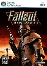 Fallout: New Vegas (PC DVD) - RPG GAME SEALED BRAND NEW