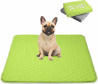 MIZOK Washable Dog Pee Pads, Reusable Puppy Pee Pads with Great Urine Absorption