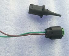 Outside Ambient Air Temperature Sensor OEM Plug Pigtail Mercedes C E S Smart SL
