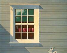 """""""Choke Cherry Jelly Jars"""", Oil Painting by Artist Van Crews JR"""