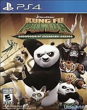 Kung Fu Panda Showdown of Legendary Legends W/CASE Sony PlayStation 4 PS PS4