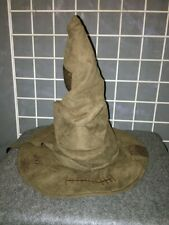 Talking moving Sorting Hat Wizarding World of Harry Potter
