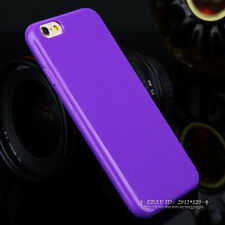 Ultra Slim Cute Soft Silicone TPU Back Case Cover For iPhone 5 6 6s 7 8 Plus X