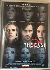 Cinema Poster: EAST, THE 2013 (One Sheet) Brit Marling Alexander Skarsgård