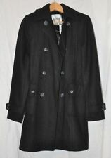 Topman Wool Collared Double Breasted Coats & Jackets for Men