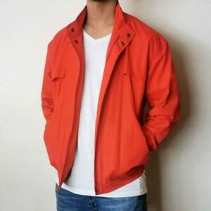 McGregor vintage members only red light weight jacket sz M/102R - near new
