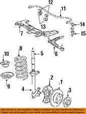 BMW OEM 1991 318i Front-Strut Cartridge 31321133560