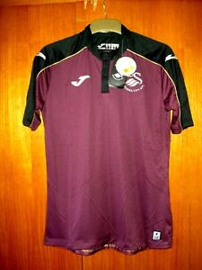 Swansea City Football Shirt Joma 3rd kit Shirt size S 36/38 Brand New with tags