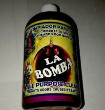 LA BOMBA  All Purpose Cleaner Floor Wash - Lavado de Piso Wicca Santeria 16 oz.