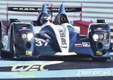 2014 SMP Racing #37 Nissan Oreca LMP2 COTA FIA WEC postcard
