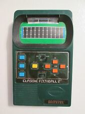 Vintage Mattel Classic Football Game 2 Handheld Game Tested!!