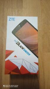 ZTE Blade L5 Plus - 8GB - Grau (Ohne Simlock) Smartphone