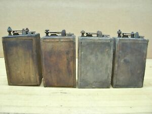Vintage Ford Model T A Antique Car Engine Ignition Coils Buzz Box Hit Miss Gas G