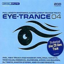 Daniel Bruns Pres.Eye Trance 4 von Various | CD | Zustand gut