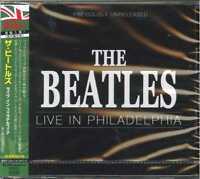 BEATLES-LIVE IN PHILADELPHIA-JAPAN CD BONUS TRACK E78