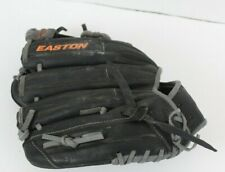 Easton EMKC 1150  Mitt Glove Black Leather RHT 11.5""