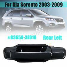 LHD Rear Left Exterior Door Handle For Kia Sorento 2003-2008 2009 ABS