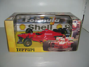 Shell International Ferrari F-310 Formula 1 Diecast Car New As Shown